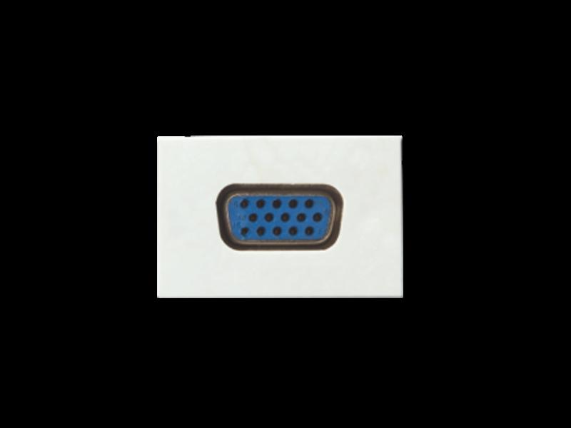 15芯VGA插座母【B10】
