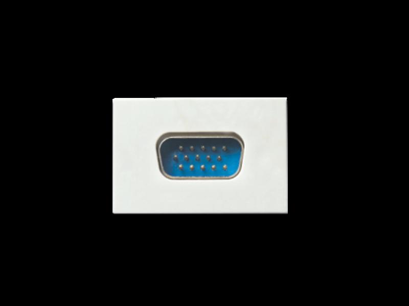15芯VGA插座公【B11】