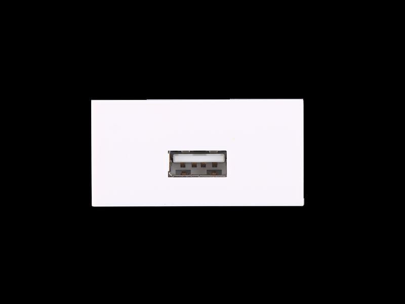 USB数据插座【F21】