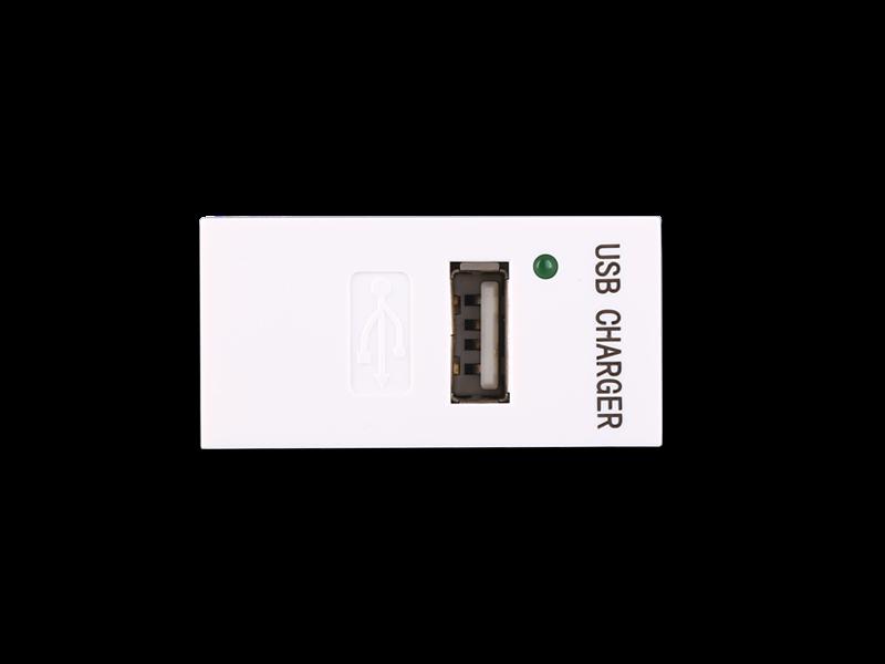 单端口USB充电装置【F21-C2】