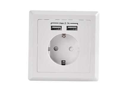 SHC-USB-18B弱电插座