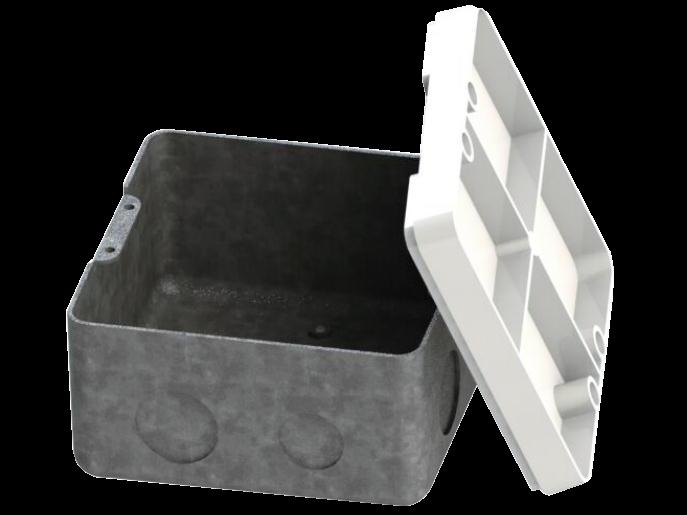 B120钢底盒