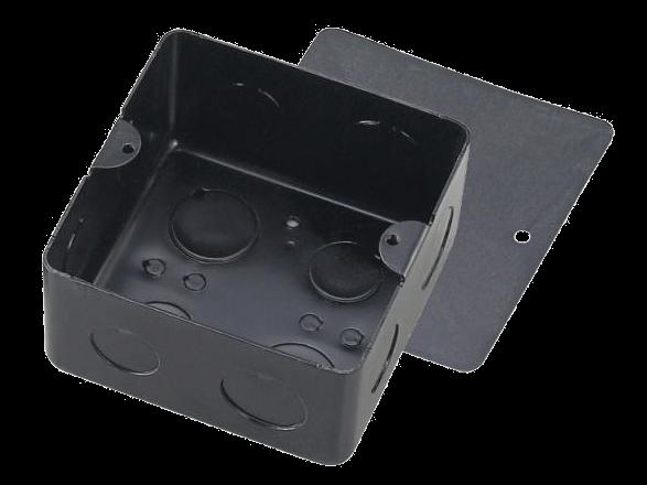 B100L钢底盒