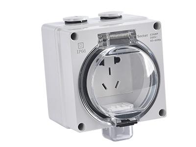 LOB-8防水插座