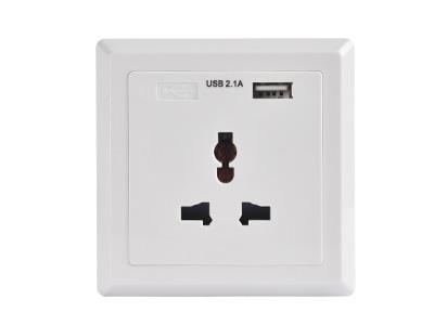 SHC-USB-23弱电插座