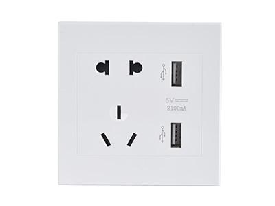 SHC-USB-110弱电插座