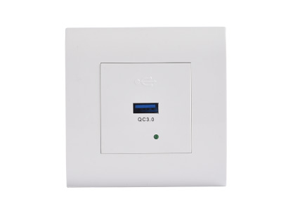 SHC-USB-17J-C-QC-3.0弱电插座